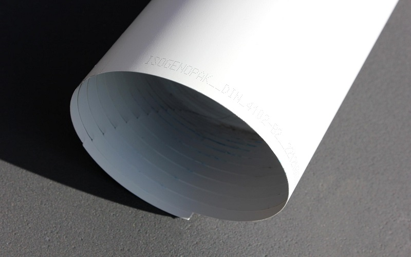 isogenopak jacketing insulation roll